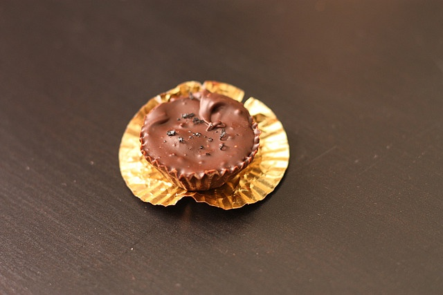 Chocolate-Covered Salted Caramel Cups by The Scootabaker. I am going ...
