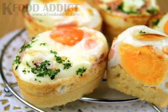Korean Style Egg Bread