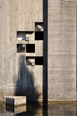 Brion-Vega Cemetery designed by Carlo Scarpa