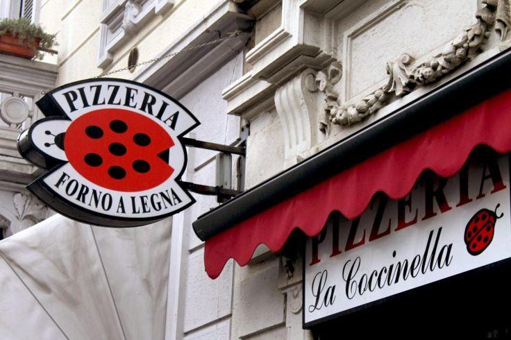 Pizzeria La Coccinella - manoxmano Milano