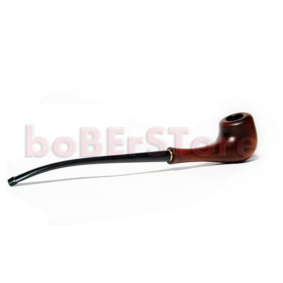 Lady Long Wood smoking pipe Tobacco Pipe/Pipes by FashionPipes, $17.45