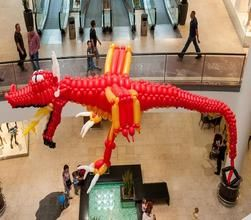 Our balloon artists are available to book for product launches in London & the UK.