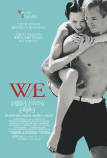 The story of King Edward VIII and American divorcee Wallis Simpson. Directed by Madonna. Awesome movie.