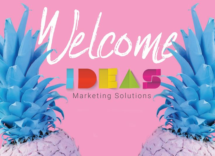 Welcome to IDEAS Marketing Solutions