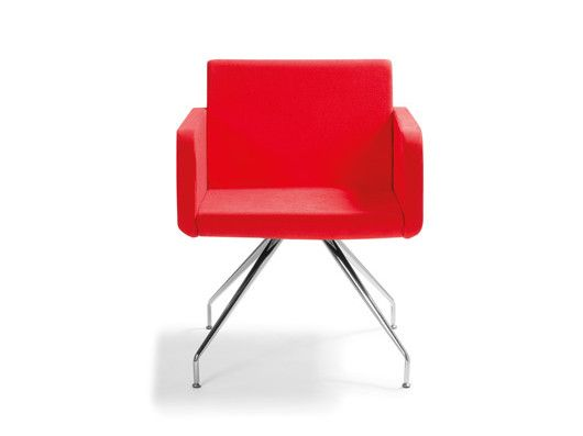 Sofia Chair : This elegant European visitor seating will enhance your contemporary reception and public areas.  The slimline aesthetics and distintive Chrome base ensure that Sofia will always make a statement.  Flexible PU Shell Slimline Aesthetics Distinctive Chrome base Covered in client specified fabric Optional arm rests http://www.montagenz.co.nz/products/cat/seating/cat1/breakout-and-soft-seating/p/sofia-chair/?skeywords=sofia