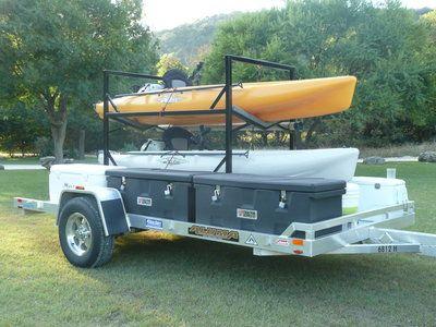 Kayak Trailer ideas thread