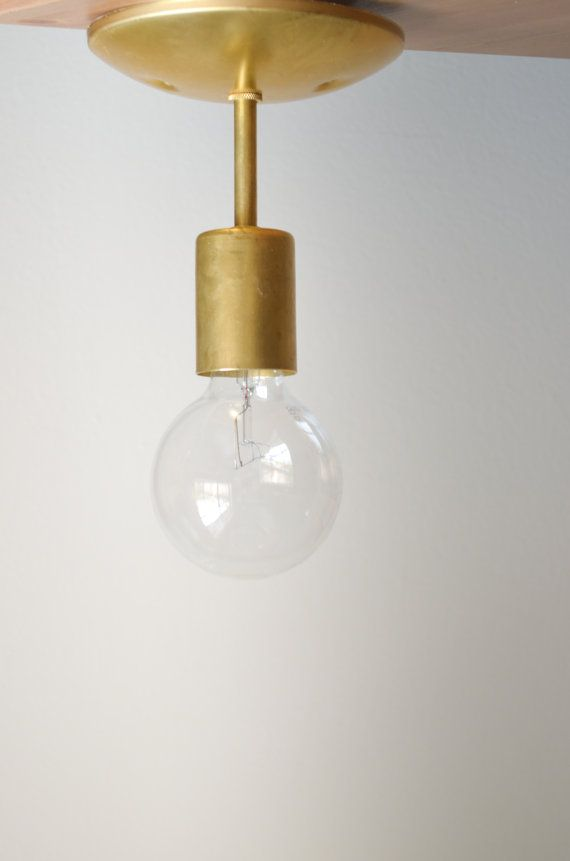 Bedroom Hallway  Bathroom Bedroom  Master Bedroom  Jan Bath Ideas  Triple7recycled 40  Bulb Bathroom  Light Bathroom  1 Gold  Gold Brass. 17  images about lighting on Pinterest   Ceiling lamps  Pendant