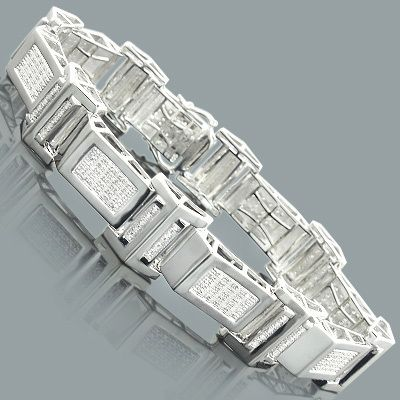 Más de 25 ideas incre­bles sobre Mens diamond bracelet en