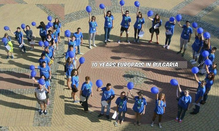 #Europass10Years Celebrating #Europass in #Bulgaria!