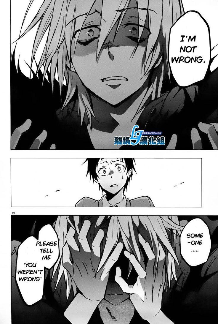 Read manga Servamp Servamp 031 - ~I'm not wrong~ online in high quality