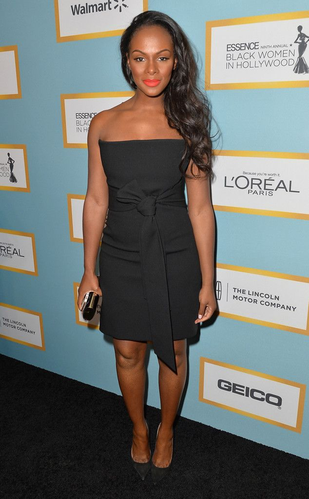 Tika Sumpter from 2016 Essence Black Women in Hollywood Luncheon: Red Carpet Arrivals | E! Online