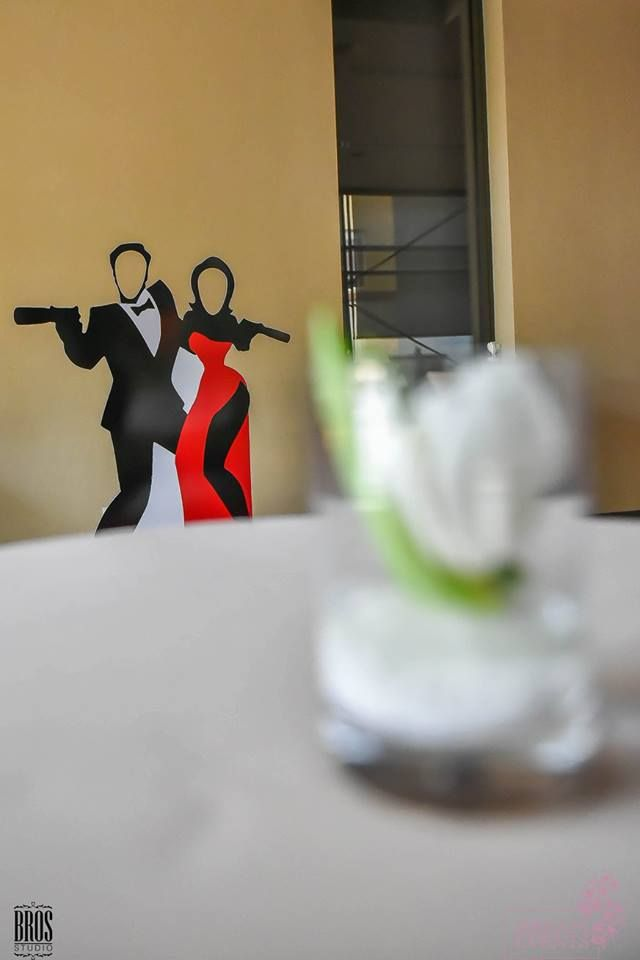James bond wedding theme