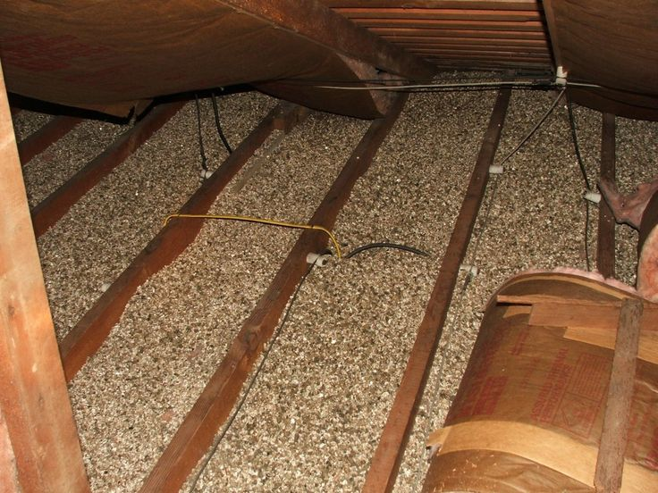 Vermiculite Insulation Is A Hydrated Laminar Magnesium