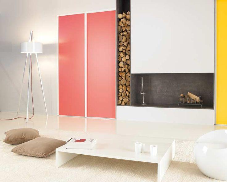 les 25 meilleures id es de la cat gorie coulidoor sur pinterest chambre parentale chocolat. Black Bedroom Furniture Sets. Home Design Ideas