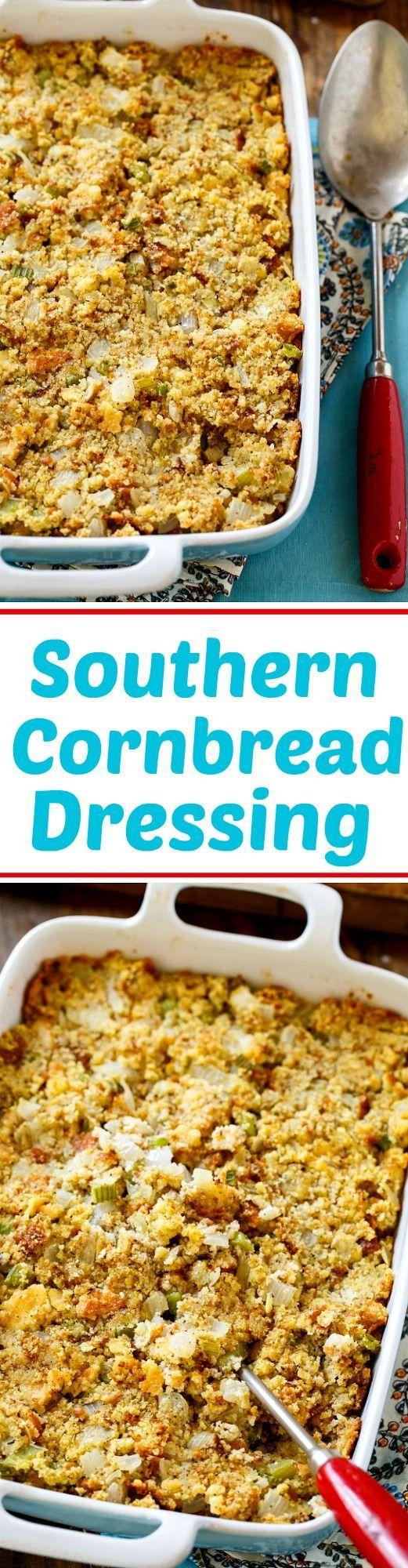 cornbread dressing thanksgiving diy southern cornbread dressing ...