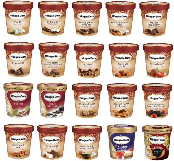 [ON]Haagen-Dazs $2.97(tub) Food Basics|$2.97 FreshCo. (tub ...