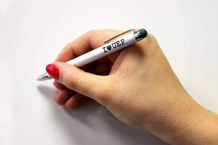 Długopis z możliwością obsługi urządzeń mobilnych