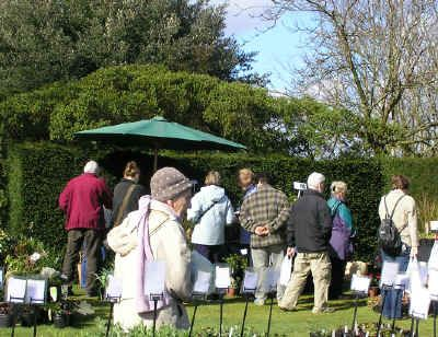 4 Sep 2016 SOUTH WIRRAL CHESHIRE Ness Botanic Gardens Plant Fair