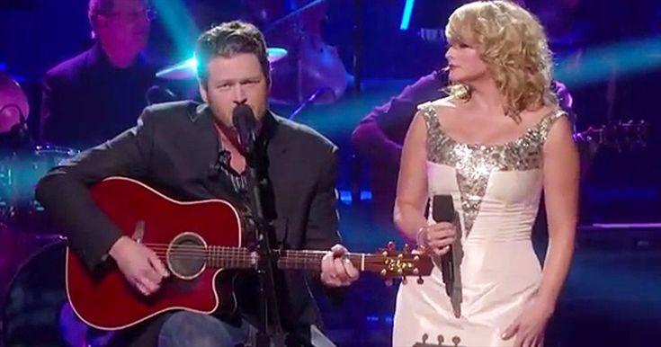 Blake and Miranda sing Home - Christmas