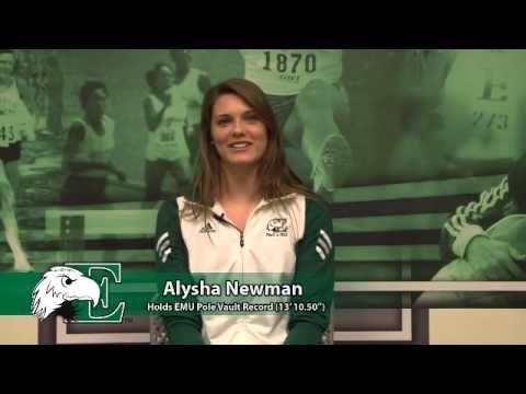 Women's Track and Field Weekly - Alysha Newman