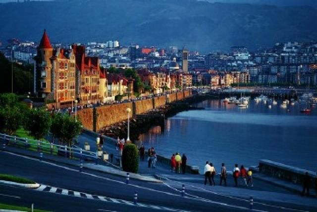 Getxo. Bilbao, Spain.