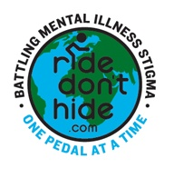 Ride Don't Hide: an international tour and movement to battle mental illness stigma