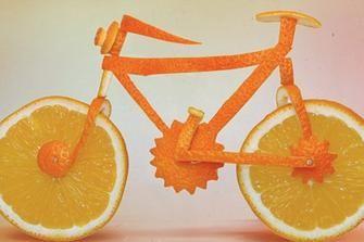 Come realizzare una scultura di frutta