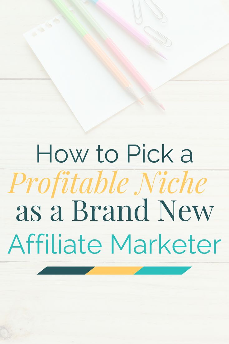 When it comes to affiliate marketing, the right niche can make or break your chance of success. Here are some insider's tips for picking a profitable affiliate marketing niche for beginners.