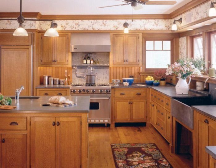 mission style kitchen cabinets. Great website with ideas for mission craftsman kitchen renovation  Best 25 Mission style kitchens on Pinterest