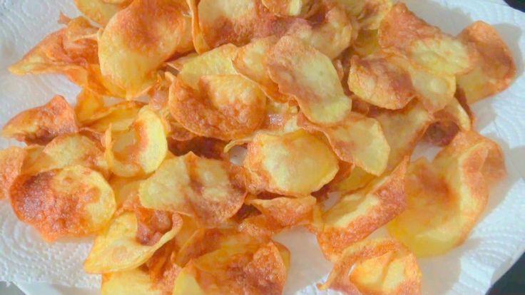 Картофельное Пюре, Домашние Чипсы, Запеканка Гатто. Три Блюда из Картошки.