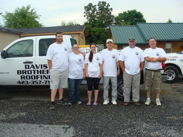 Davis Brothers Roofing ~ Family Business