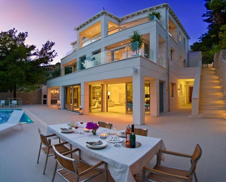 Villas of Croatia • Villa Tiha Uteplats