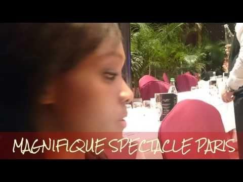 FAMOUS PARIS DINER - SPECTACLE