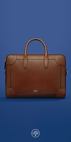 Surprise him with a luxurious accessory this season, our practical briefcase is just what he needs.