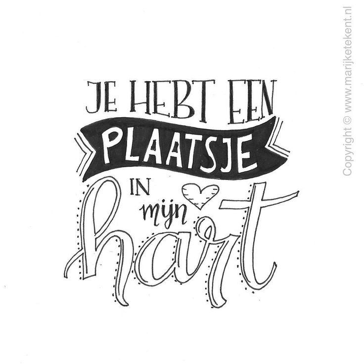368 vind-ik-leuks, 5 reacties - Marijke Vanhommerig (@marijketekent) op Instagram: '8/31 #dutchlettering challenge. . . #letterart #lettering #handlettering #handdrawn #handwritten…'