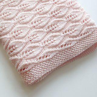 Mayalilla's Bella blanket