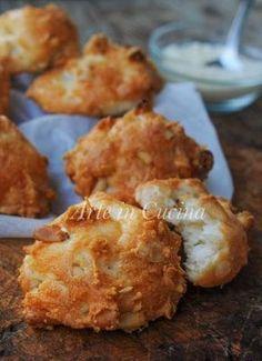 Brutti ma buoni salati al formaggio ricetta veloce vickyart arte in cucina