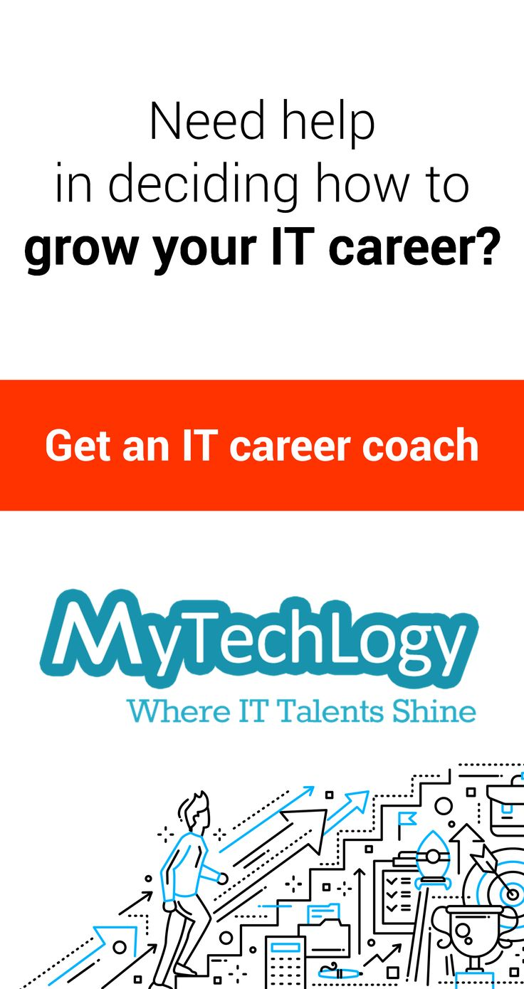Need help in deciding how to grow your IT career? Our experienced coaches will be happy to advise you. Limited slots available. To book visit: http://www.mytechlogy.com/IT-career-development-services/career-coaches/  #careeradvice #careercoaching
