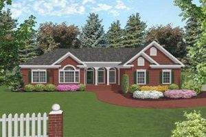 Characteristics of Traditional Ranch House Plans | America's Best ...