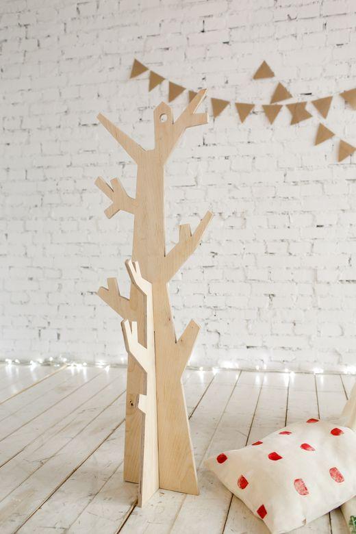 Вешалка - дерево WoodLand