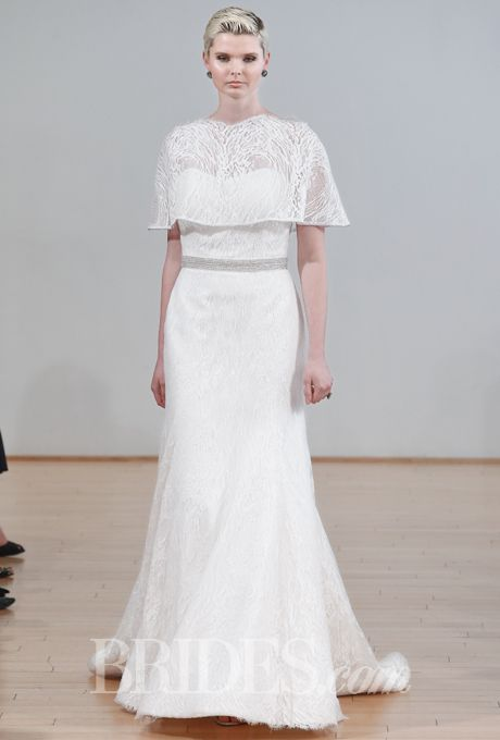 Junko Yoshioka Wedding Dresses Spring 2015 Bridal Runway Shows Brides.com | Wedding Dresses Style | Brides.com