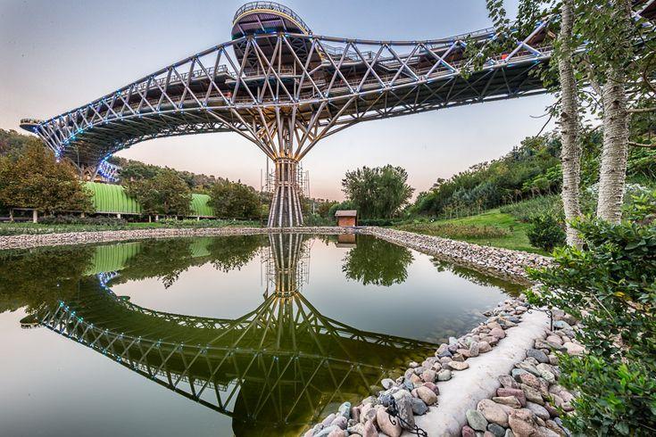 Tabiat Bridge - Tehran Iran