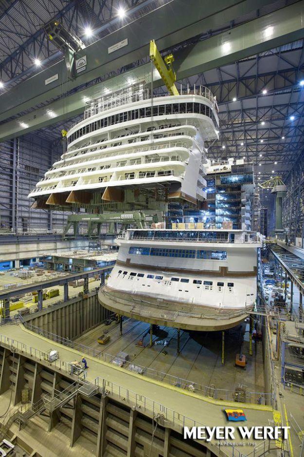 Il punto su Genting Dream, l'ammiraglia Dream Cruises