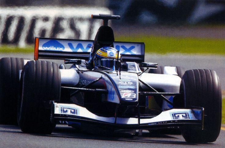 2004 Gianmaria Bruni Minardi Sepang Malasia