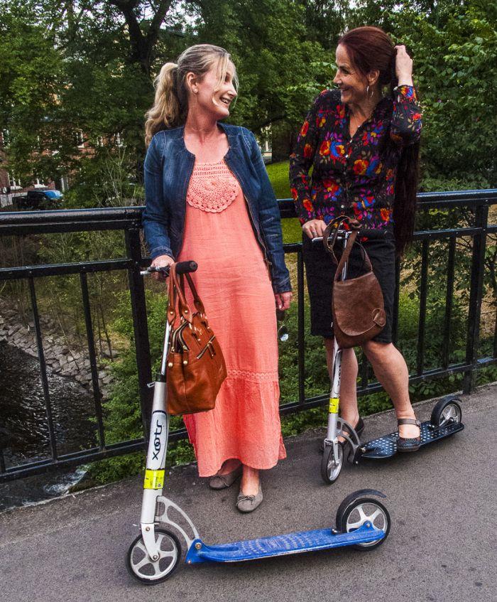 #WheelsOfBarnefri | XOOTR - High End Sparkesykler