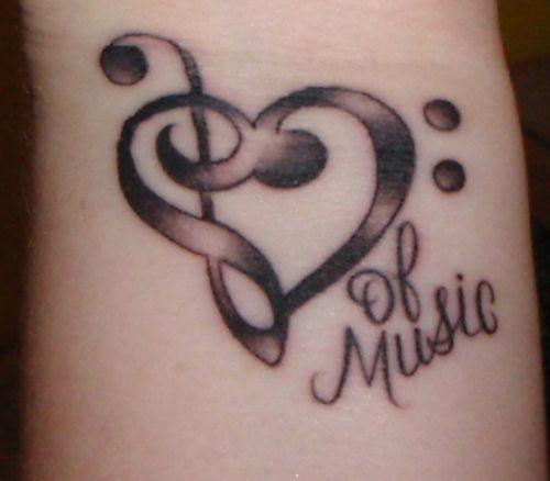 ed295404dd8b2fc4230d9d522c7000cc small music tattoos music tattoo designs