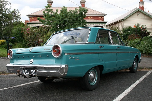1964 Ford Falcon.  YES PLEASE!!!!