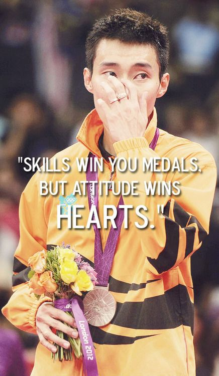 Skills win you Medals..But Attitude wins Hearts.........Want to learn how you can support your passion for Badminton by earning money online? Wont it be aweseome to enjoy the game of badminton at the court while you make a decent income from home? Click the photo above to watch the free video that shows you a tried and tested system that will enable you to make money online from home so you can support your badminton passion #badmintonquotes #badminton #badmintonfan