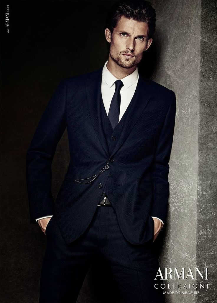 Giorgio Armani Ad Campaign Fall/Winter 2014/2015