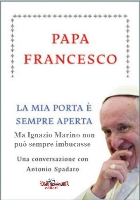 È uscito il nuovo di Papa Francesco